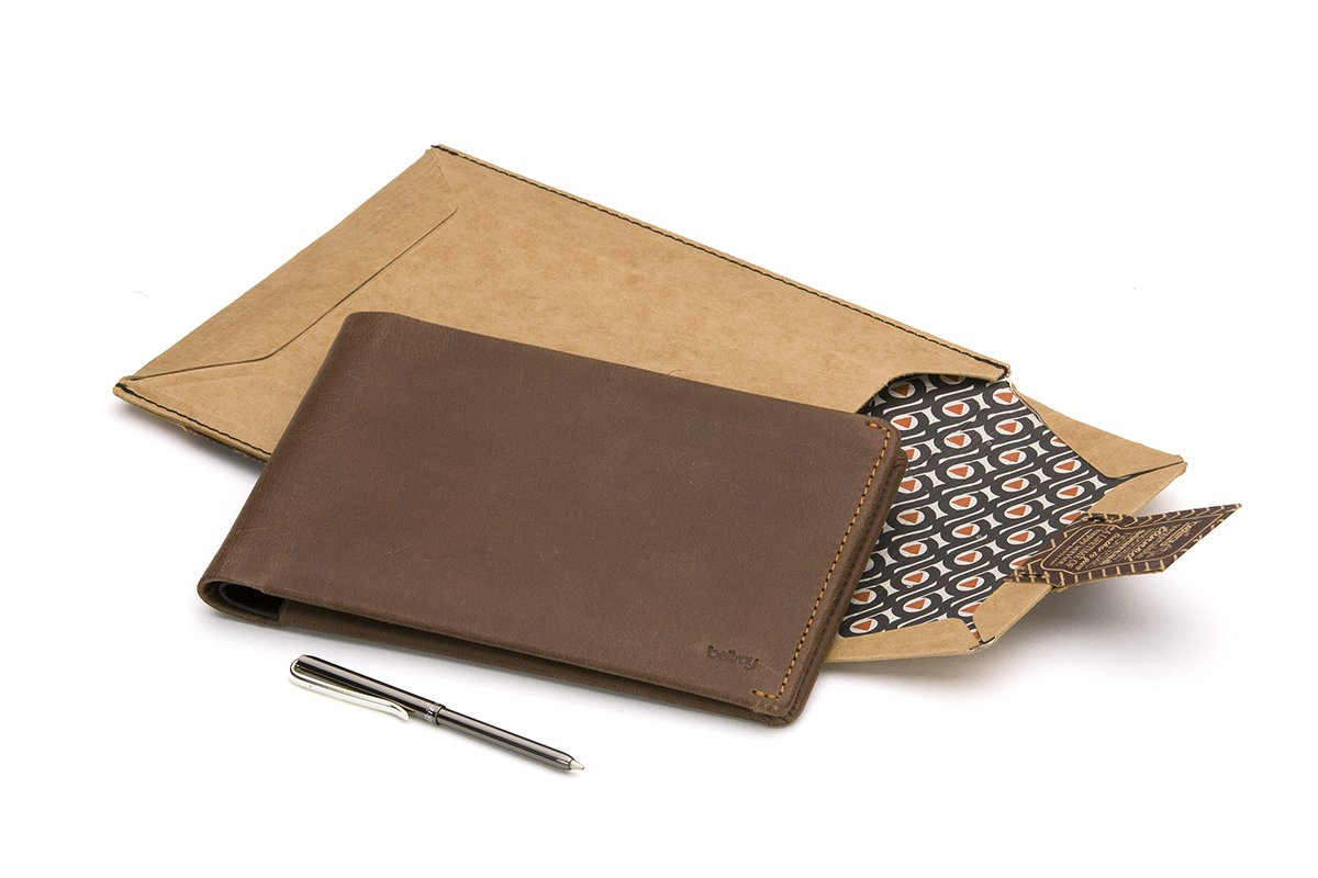 Bellroy Leather Travel Wallet Cocoa by Bellroy (Image #4)