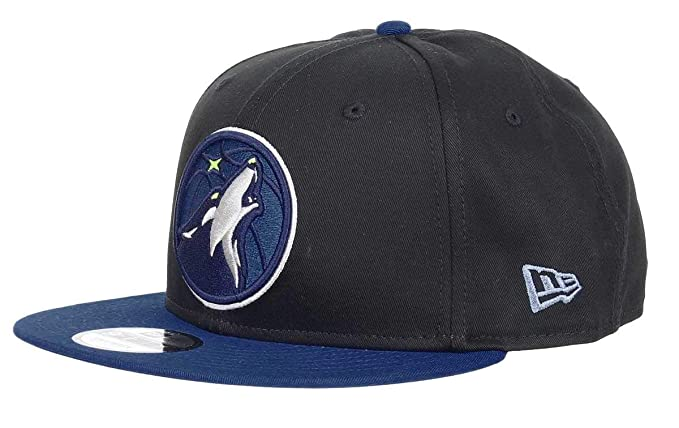 New Era 9Fifty Snapback Cap - NBA Minnesota Timberwolves - S M ... dd30aebed2ae