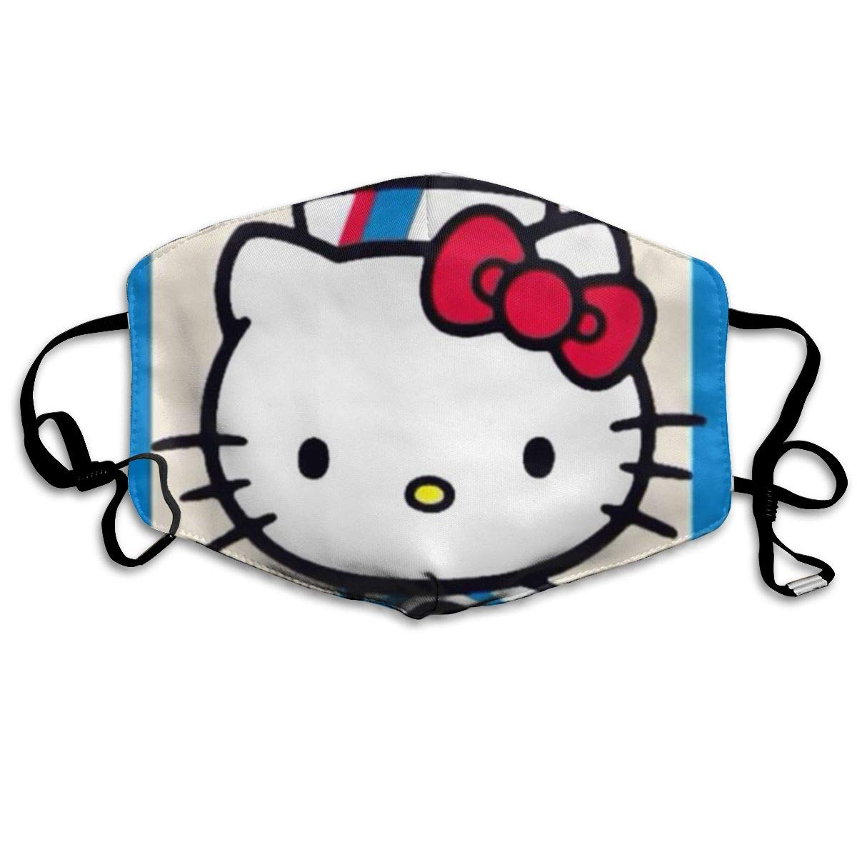 fb91d18f5 Amazon.com: Dust Mask- Stylish Hello Kitty Sailor Reusable Face Mask Flu  Mask for Men Women: Home & Kitchen