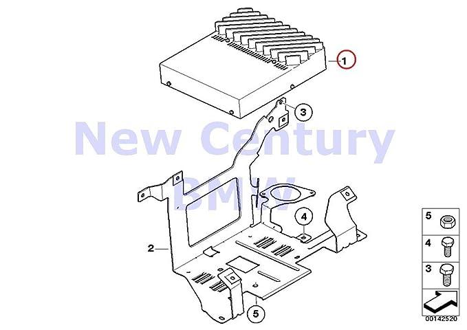 Holder Hifi System Amplifier