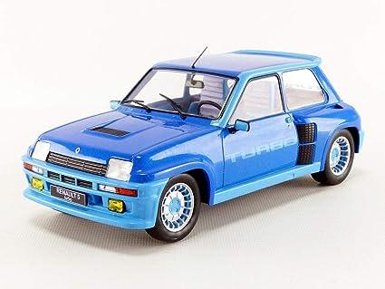 IXO Coche en Miniatura de colección, 18 cmc005, Azul