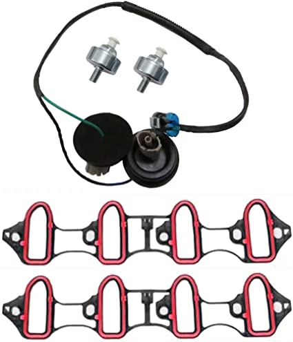 Knock harness with sensors Replaces 12601822 For 2004-2005 Cadillac CTS-V