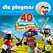 Auf der Jagd nach dem goldenen Schlüssel (Die Playmos 40) | David Bredel, Florian Fickel