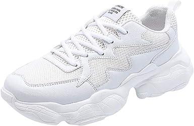 Darringls Hombre Zapatos para Correr Transpirables Resistente Running Zapatillas de Deporte Mujer Zapatillas Deporte Hombre Running Deportivas Zapatos para Correr Casual para Hombre 39-44: Amazon.es: Ropa y accesorios