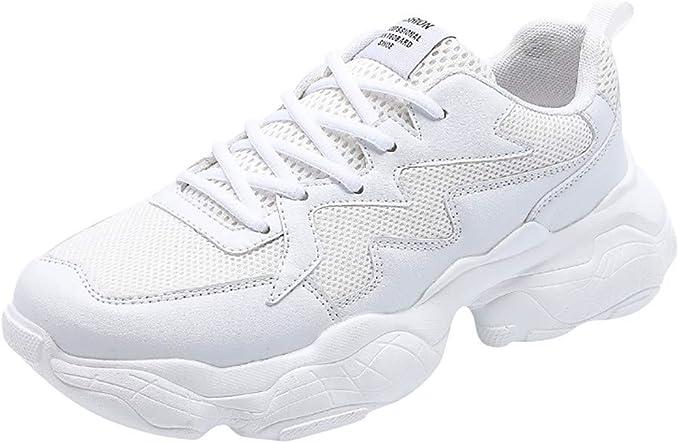 Darringls Hombre Zapatos para Correr Transpirables Resistente ...