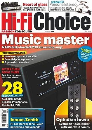 Hi-Fi Choice: Amazon com: Magazines