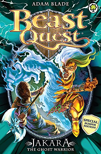 Beast Quest: Special 15: Jakara the Ghost Warrior