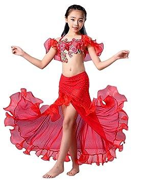 Grouptap Danza del Vientre para niños Princesa India árabe de ...