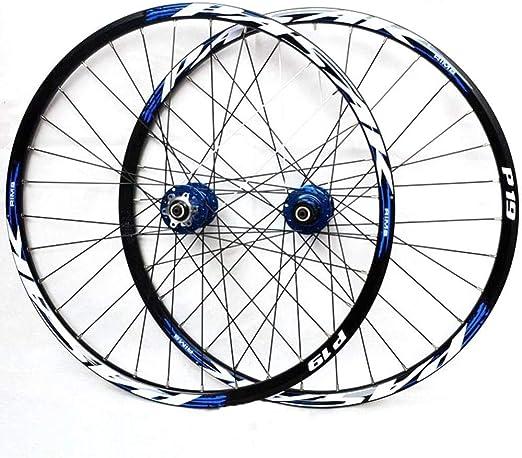 XIAOL Ruedas De Bicicleta De Carretera 27.5