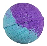 Sense Sation Vanilla & Chamomile Bath Bomb USA Handmade Ultra Lush Spa Bath Fizzies 4.5 oz. Organic Essential Oil, Fizzy & Colorful, Aromatherapy & Moisturizing, Vegan & Gluten Free Gift Idea