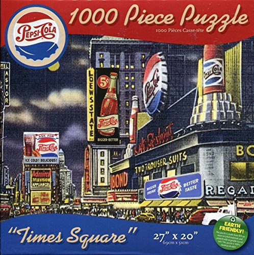 pepsi-cola-vintage-times-square-1000-piece-puzzle-20-inches-by-27-inches-eco-friendly-for-ages-13-an