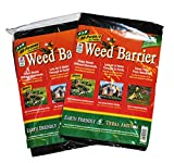 All Purpose Weed Barrier (4' X8') 2 Pk