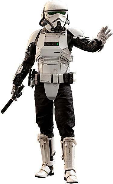 Hot Toys Star Wars SOLO Patrol Trooper MMS494 Padded Body loose 1//6th scale