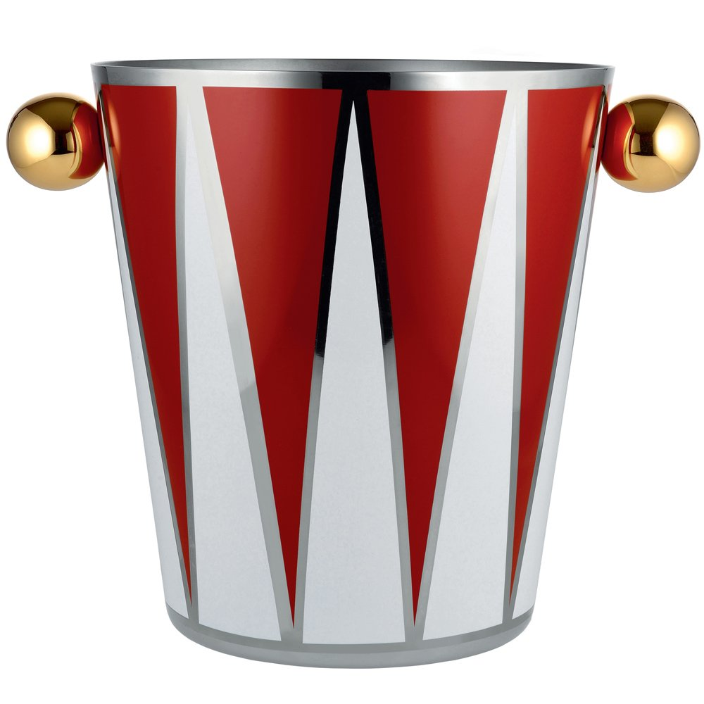 Alessi MW54 Circus,Wine Cooler, Multicolor