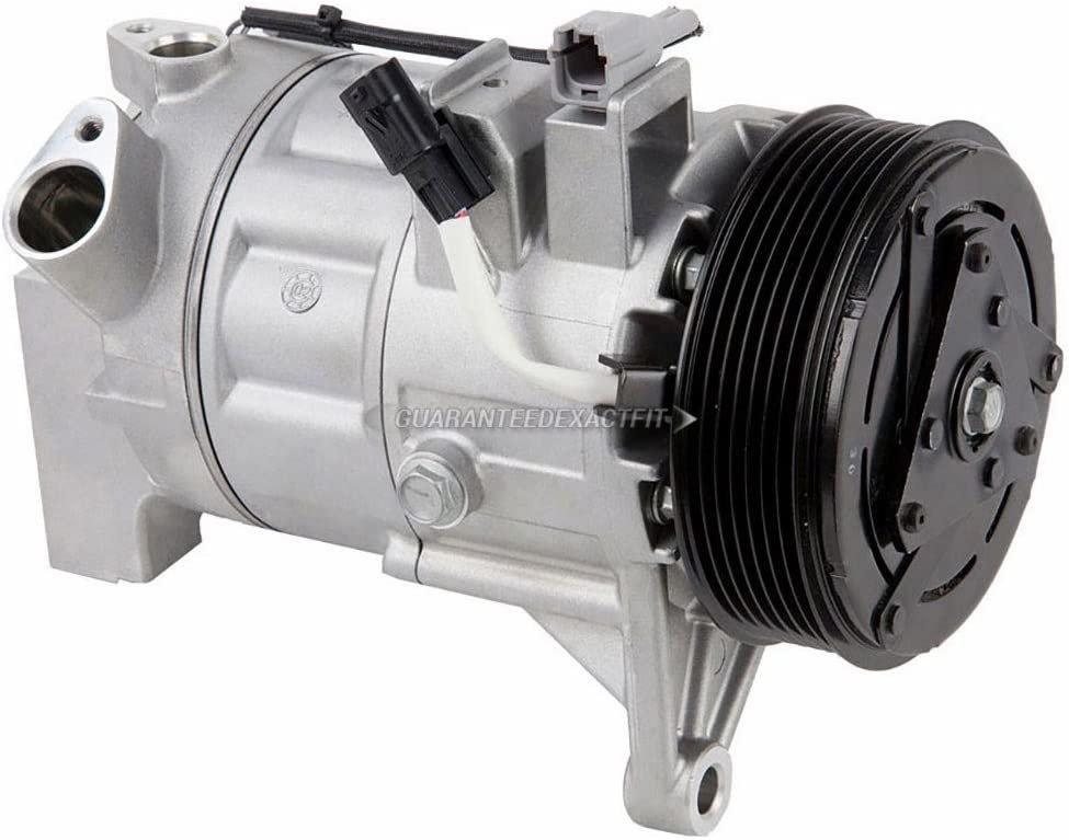 BuyAutoParts 61-93603RK New For Nissan Altima 2013 2014 2015 2016 2017 AC Compressor /& A//C Repair Kit