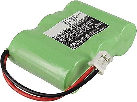 subtel® Batería Compatible con Alcatel Easy, 2070, Compatible con Siemens Gigaset A200, A245, Gigaset A1, A110 (600mAh) HSC22,V30145-K1310-X147 bateria de Repuesto, Pila reemplazo: Amazon.es: Electrónica