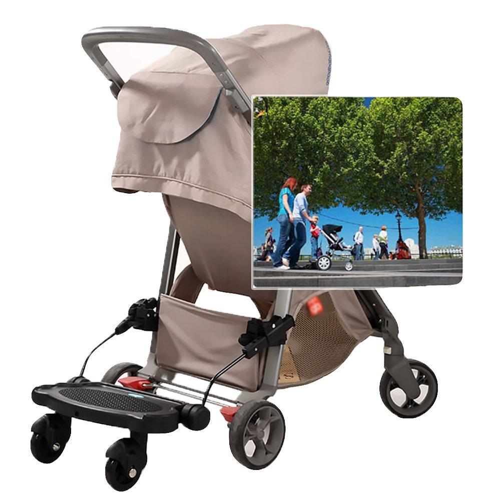 Zerlar Universal Ride-On Stroller Board Stroller Connectors by Zerlar (Image #9)