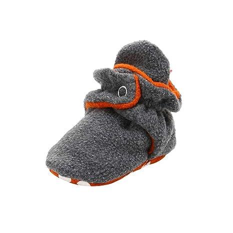 LILICAT® Zapatos de Felpa para bebés y niños cálidos Zapatillas de algodón recién Nacidos Botines