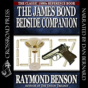 The James Bond Bedside Companion Audiobook