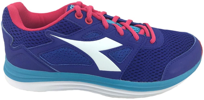 Diadora 171442 C6398, Damen Sneaker, blau - blau - Größe: 38.5