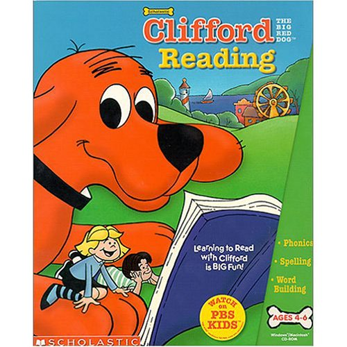 Clifford The Big Red Dog Reading  [OLD VERSION] by Scholastic