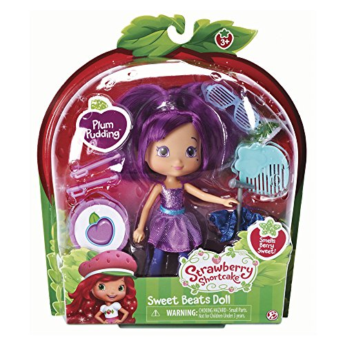 [The Bridge Direct, Strawberry Shortcake, Sweet Beats, Plum Pudding Doll, 6 Inches] (Plum Pudding Costumes)