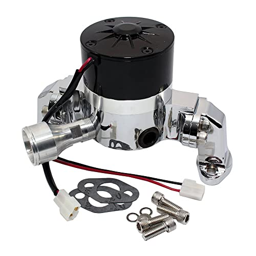Parts For Chevy 350 Water Pump Amazon. Assault Racing Products 6035000 Chrome Aluminum Small Block Chevy Sbc 327 350 Electric Water Pump Hv. Chevrolet. Front View Chevy 350 Engine Schematic At Scoala.co