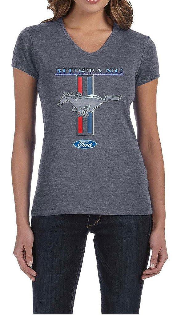 Amazon.com: Comprar Cool Camisas Señoras Camisa De La Ford ...