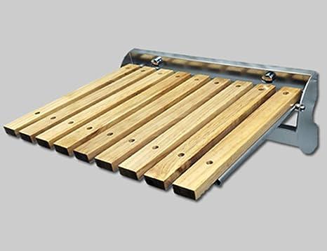 Versa sgabello bagno con cesta legno bianco x