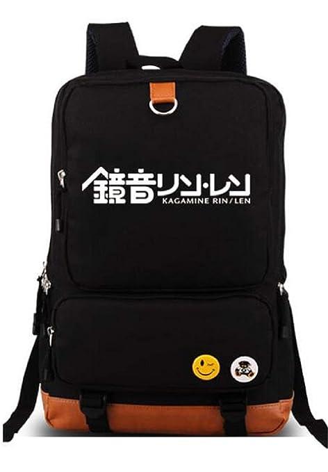 Japan Anime Hatsune Miku Vocaloid Backpack School Laptop Shoulder Bag Rucksack