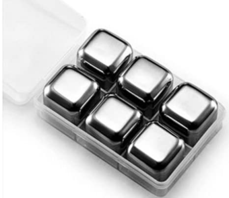 Compra petoystm Whisky Cubitos de hielo Gift Set - 4/6/8 ...