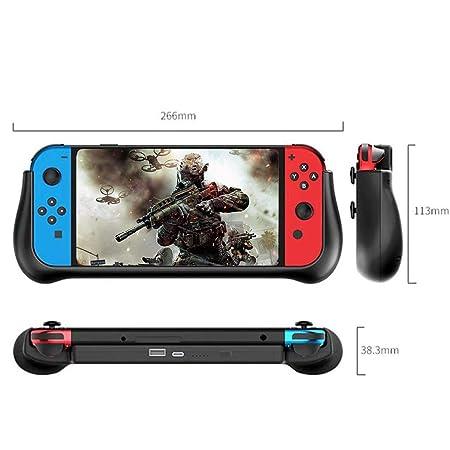 LIJUMN - Cargador portátil para Nintendo Switch, batería ...