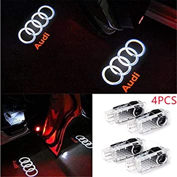 OTUAYAUTO Einstiegsbeleuchtung Autot/ür LED Licht T/ür T/ürbeleuchtung Logo