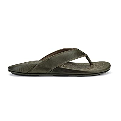 OLUKAI Waimea - Men's Leather Comfort Sandal | Sandals