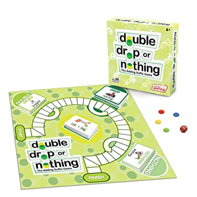 Junior Learning Double, Drop or Nothing Toy: Toys & Games
