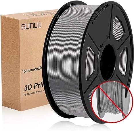 SUNLU PLA Filamento Impresora 3D, PLA plus Filamento 1.75mm, 3D ...