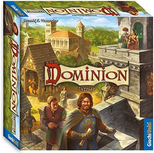 Giochi Uniti gu325 – Dominion Intrigo: No Name: Amazon.es: Juguetes y juegos