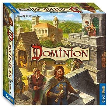 Giochi Uniti gu325 - Dominion Intrigo: No Name: Amazon.es ...