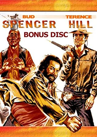 Bud Spencer Terence Hill Bonus Disc Amazonde Bud Spencer