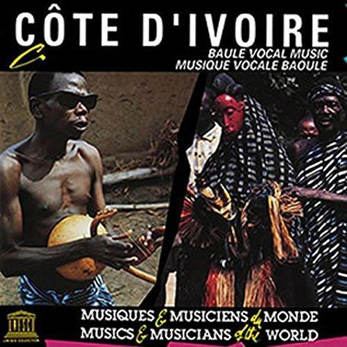 Cote D'ivoire: Baule Vocal Music / Various