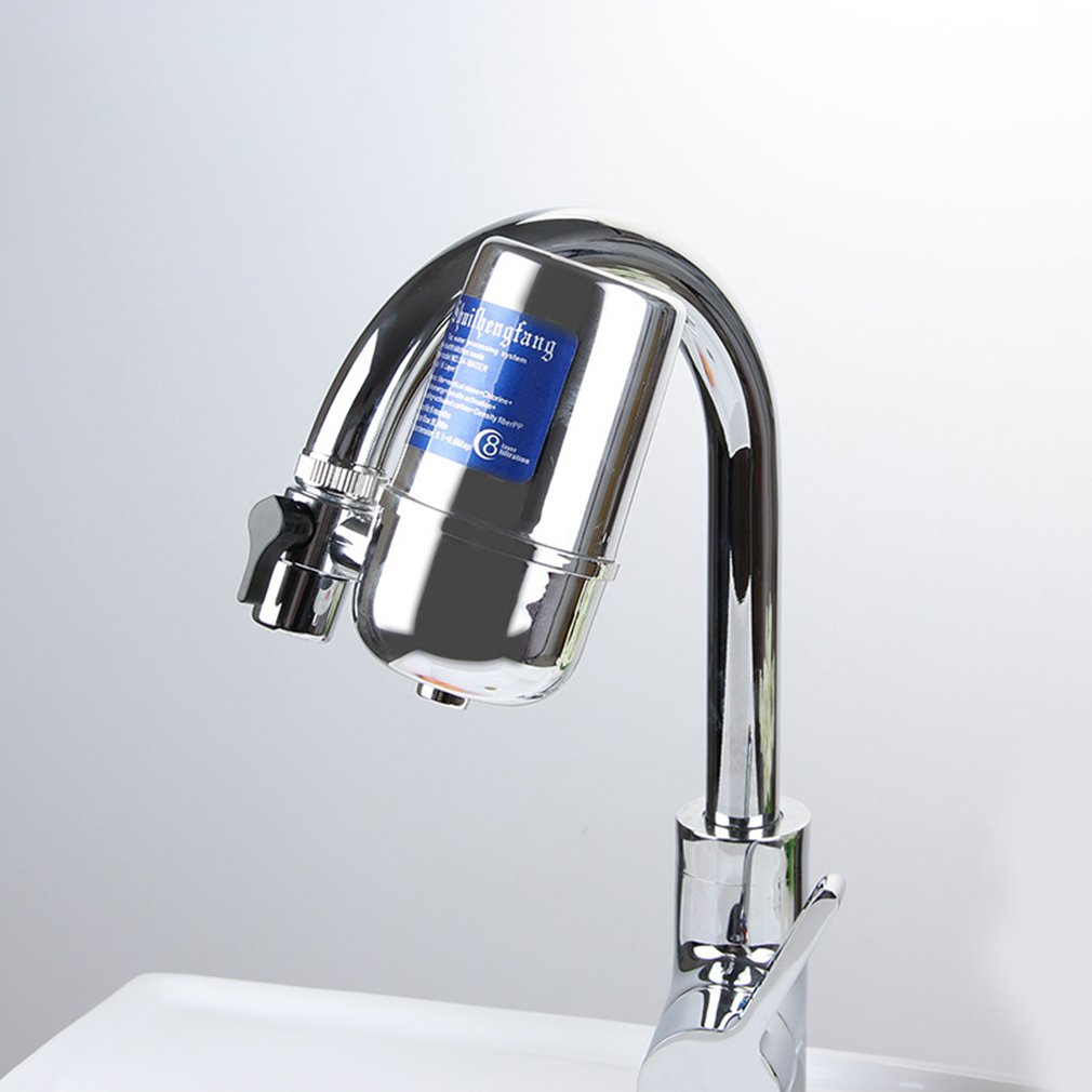 Hemore Home Household Tap Water Filter Purifier Faucet Ceramic Filter Prefiltration Home Accessories