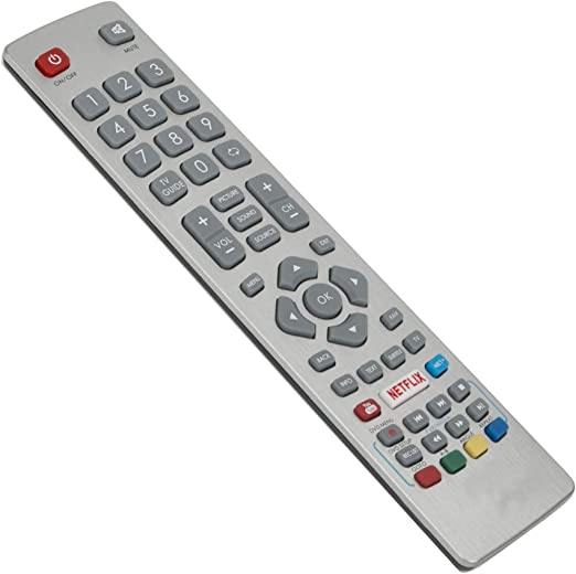 ALLIMITY SHWRMC0115 Control Remoto reemplazado por Sharp Aquos UHD 4K Freeview TV LC-32HG5141K LC-40UG7242K LC-40UG7252E LC-32HG5341K LC-40FG5242E LC-40FG5342E LC-40UI7552K LC-40UG7252K LC-40UI7352E: Amazon.es: Electrónica