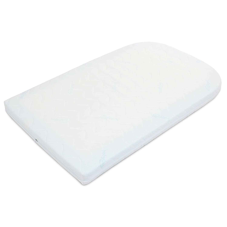 babybay Matratze Klima extraluftig passend f/ür Modell Kinderbett-Umbausatz Original