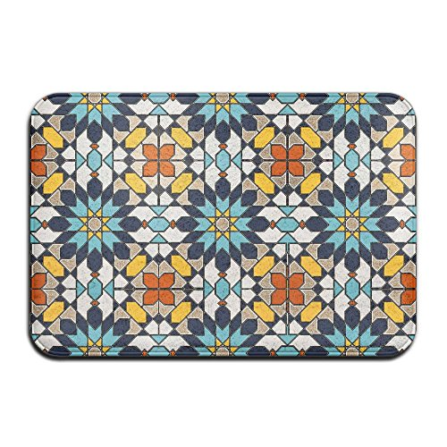 Islamic Design Non Slip Mat, Kitchen, Toilet, Laundry, Bedroom Or Pet Mat. by DDIAN