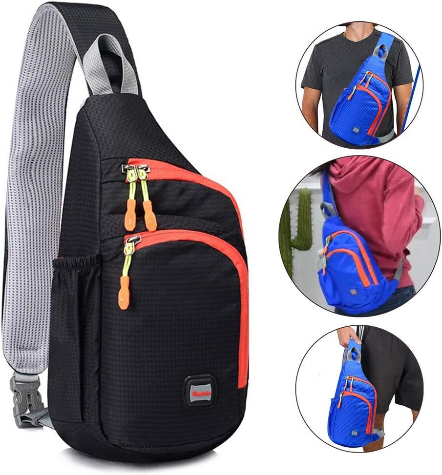 Water Resistant Shoulder Backpack Crossbody Bags Daypack R LANDTO Sling Bag Backpack