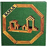KAPLA カプラ デザインブック 第3巻 シンプルな建物 緑 初級 [並行輸入品]