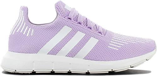 adidas Swift Run Baskets Violet Homme Originals: