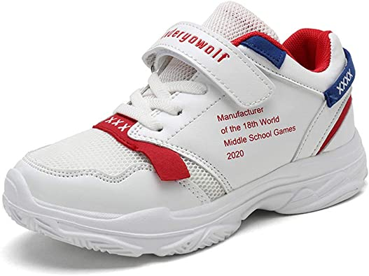 Zapatillas de Deporte Respirables para niños Moda Niños Niñas Deportes Ligeros Ocasionales Zapatillas Deportivas: Amazon.es: Zapatos y complementos