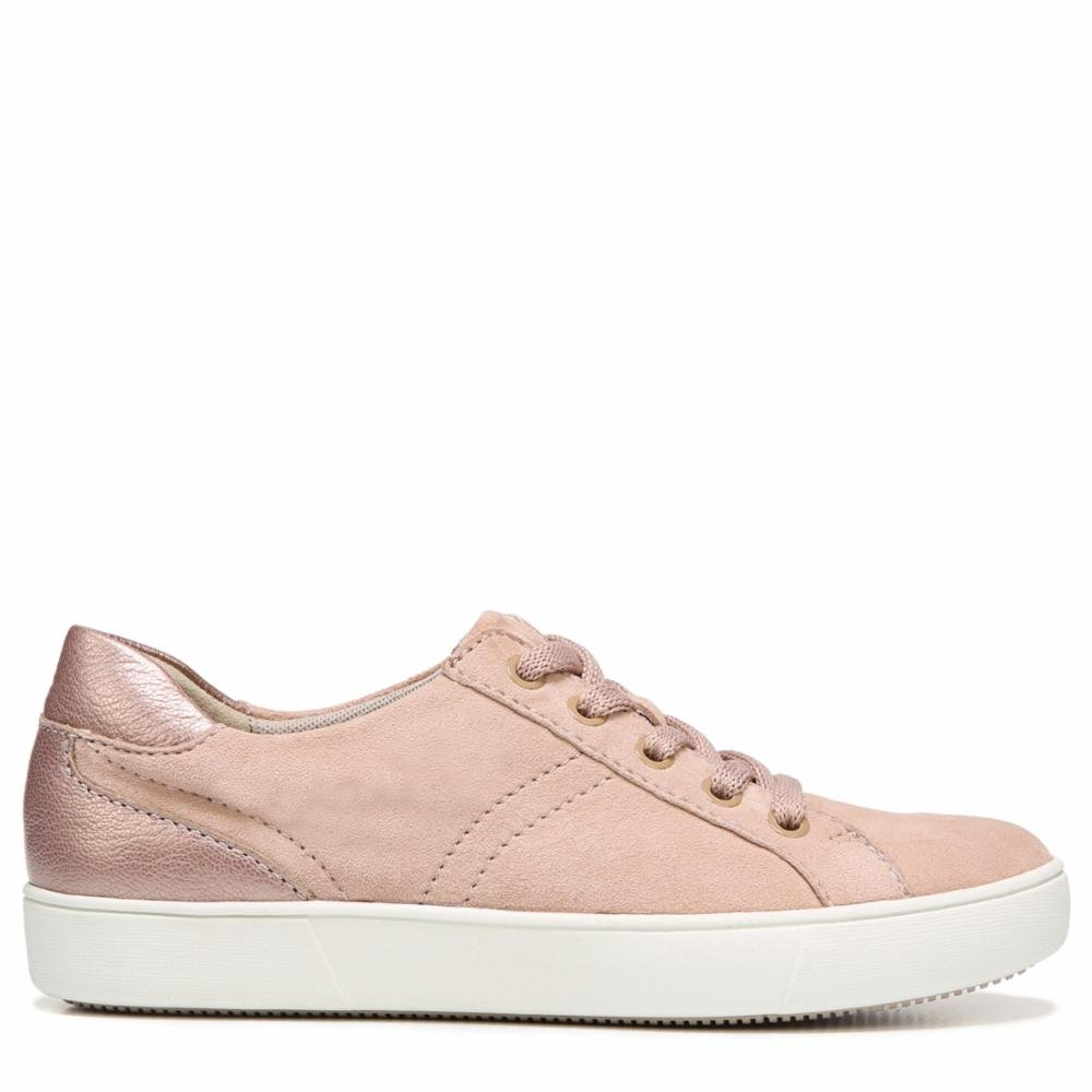 Naturalizer Women's Morrison Sneaker B07579LFKB 6 Wide Wide US|Mauve