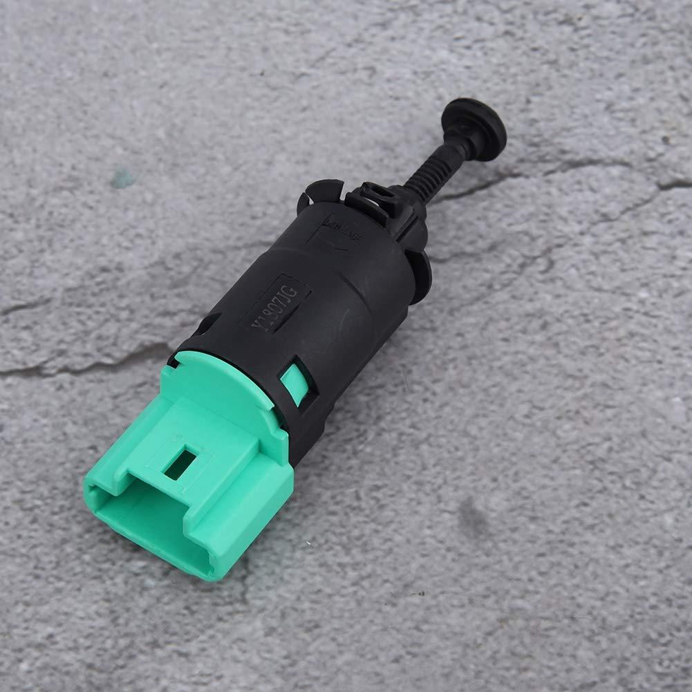 Hlyjoon 4 Stecker Auto Bremslichtschalter 9665602380 Ersatzzubeh/ör passend f/ür Citroen C2 C3 C4